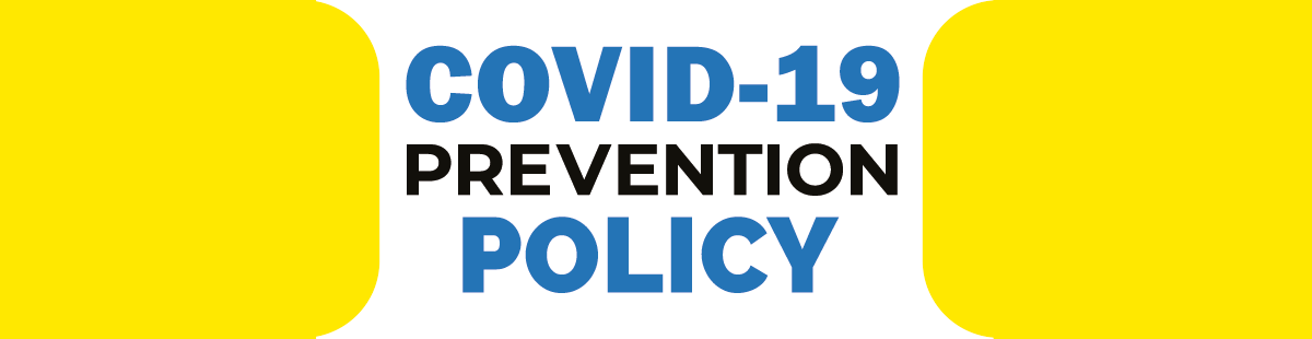 Covid19 Protection Policy for staff and customers