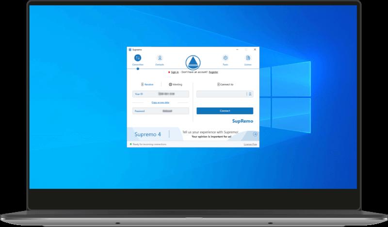 Supremo-Windows-Screen